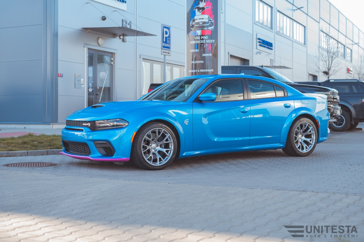 Unitesta 2020 Dodge Charger Srt Hellcat Daytona